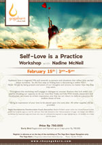 Self-Love is a Practice Workshop with Nadine McNeil