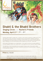 Shakti the Bhakti Brothers