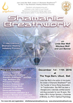 Shamanic Breathwork with Linda Star Wolf, Nikolaus Wolf and Levi Banner