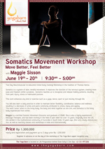 Somatics Movement Workshop