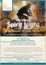 Spirit Night