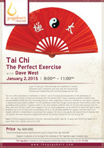 Tai Chi, The Perfect Exercise with Dave West