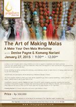 The Art of Making Malas