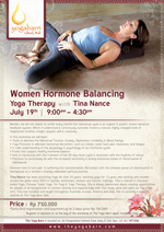 Women Hormone Balancing Yoga Therapy