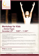 Workshop for Kids!