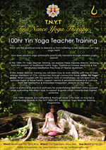 Tina Nance Yoga Therapy