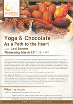 Yoga and Chocolate