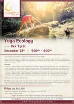 Yoga Ecology With Bex Tyrer