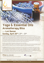 Yoga Essential Oils