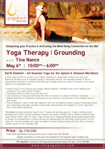 Yoga Therapy – Grounding