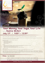 Your Money, Your Yoga, Your Life with Nadine McNeil