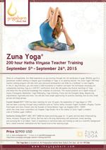 Zuna Yoga 200