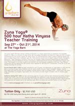 Zuna Yoga 500