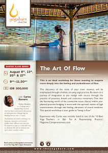The Art of Flow with Carlos Romero